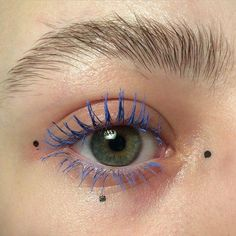 Coloured mascara. Would you try this?