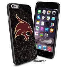 NCAA University sport Texas State Bobcats , Cool iPhone 6 Smartphone Case Cover Collector iPhone TPU Rubber Case Black [By NasaCover] NasaCover http://www.amazon.com/dp/B0140NENHS/ref=cm_sw_r_pi_dp_gvC2vb16RC6PC