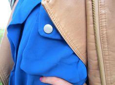 LC's Closet Style Blog, My Style, Blouse Styles, Blue Blouse, Closet, Fashion, Moda, Armoire, Fashion Styles