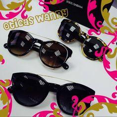 Novidade #dolcegabbana chegando para a #folia nas #oticaswanny        Apenas R$550,00! Vem buscar o seu!! #wannynews
