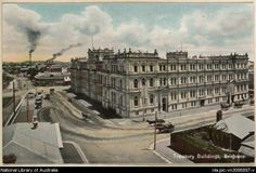 Treasury Buildings, Brisbane [picture].