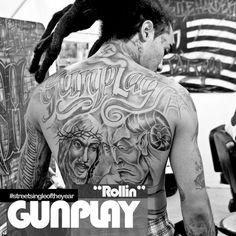 Video: Gunplay f. Waka Flocka Flame - Rollin'