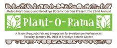 Garden Glamour by Duchess Designs: Metro Hort's Plant-O-Rama Recap: Glamorous Plants ...