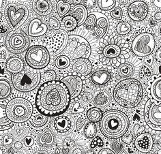 skr - Doodle Hearts :)