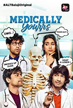 Web Series Name: Medically Yours 2019 Hindi Web Series Season 01 Language: Hindi Genres: Thriller Quality: HDRip Cast: Shantanu Maheshwari, Mehek Mehra, F Movies, Hd Movies Online, Tv Series Online, Web Series, Movies To Watch, Film Movie, Hunter Movie, Emotional Rollercoaster, Free Movie Downloads