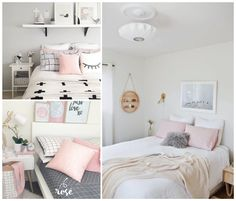 Bedroom ideas gray pastel ideas for 2019 Bedroom Decor, New Room, Home, Interior, Room Design, Home N Decor, Bedroom Furniture, Home Bedroom, Room Inspiration
