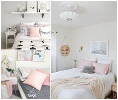 Como ter seu quarto escandinavo!