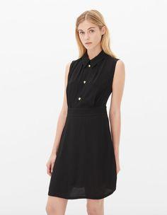 Rayke Dress - Fall Collection - Sandro Paris