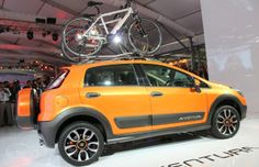 Fiat India lineup unveiled at Auto Expo- Photo Gallery ! Fiat Cars, Fiat Panda, Compact Suv, Italian Beauty, Automotive Design, Lineup, Photo Galleries, Around The Worlds, India