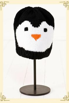 Happy Feet Beanie - Francesca's Collections