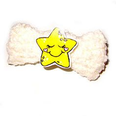 SALE : Wish Upon a Star Bow Brooch