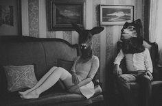 animal heads | Tumblr