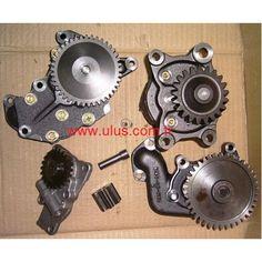 Oil Pump Engine, Komatsu, Yanmar, Cummins, Isuzu, Nissan - Engine spare parts