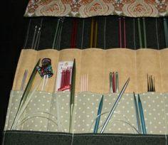 strikkepinnemappe