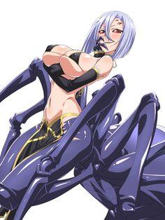 Rachnera | Monster Musume no Iru Nichijou