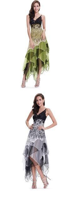 Women's Party Club Sexy A Line DressLace Printing Sexy V Neck Knee-length Sleeveless Dress