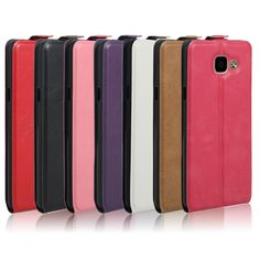 Phone Bag for Galaxy A3 SM-A310F (2016) Vertical Flip Crazy Horse Bag Cover Shell Case for Samsung Galaxy A3 SM-A310F (2016)