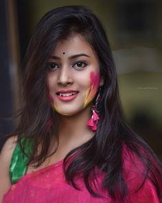 Beautiful Girl Wallpaper, Beautiful Girl Image, Beautiful Women, Cute Beauty, Beauty Full Girl, Holi Girls, South Indian Actress Photo, Long Indian Hair, Dehati Girl Photo
