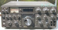 Kenwood TS-830S.  Many like these, but I have always preferred the quieter TS-820S.  I have the WARC bands on my HW-9 ;)