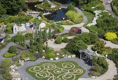Coastal Maine Botanical Gardens in Boothbay, ME