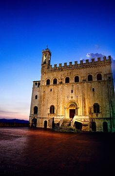 Palazzo dei Consoli, Gubbio, Umbria, Italy Barcelona Cathedral, Console, Italy, Building, Travel, Voyage, Italia, Buildings, Viajes