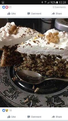 עוגת אגוזים כשרה לפסח