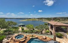 Can you Imagine waking up to this view of Lake Travis every morning? This is luxurious lake living at its finest – every detail in this incredible home has been considered.  Bed | 4 Bath | 5.5 Est. Sq .Ft. | 5,787  Details here: http://ow.ly/ZunYY