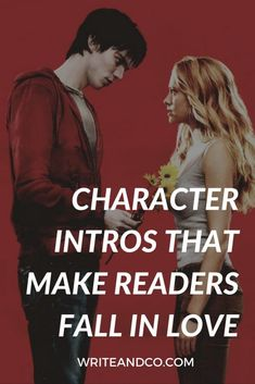 This helped show me how to use a character's surroundings in an intro to say something about the character and to show me how to describe a character without being super dull.