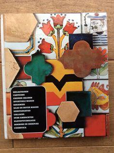 Vintage hobbyboek 'Kreatief zijn thuis' door Thingamagic op Etsy https://www.etsy.com/nl/listing/263005887/vintage-hobbyboek-kreatief-zijn-thuis