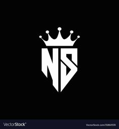 Initials Logo, Monogram Logo, G Logo Design, Shape Design, Web Design, Graphic Design, 3 Letter Logo, N Letter Design, Js Logo