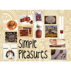 Simple Pleasures: Rustic and Vintage Home Accents by paulinemcewen on Polyvore featuring interior, interiors, interior design, Casa, home decor, interior decorating, Hostess, rustic and vintage
