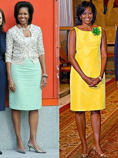 BEST ACCESSIBLE GLAMOUR photo | Michelle Obama