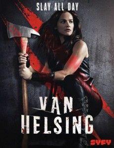 مسلسل Van Helsing الموسم الثاني الحلقة 10 العاشرة مترجمة ايجى شير Van Helsing Tv Van Helsing Season 2 Van Helsing Tv Show
