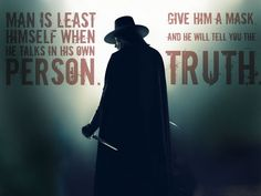 V For Vendetta Quotes V For Vendetta Quote Wall Art  For Vendetta~Alexw91 On .
