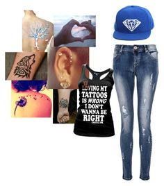 """""""Untitled #18"""" by alcaraz241 ❤ liked on Polyvore"""