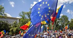 Moldova'da yeni seçim sistemini protesto ettiler
