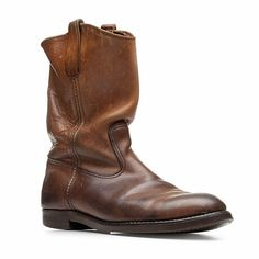 Full-grain leather, 2 to 2 mm thick. Height of shaft approx. Note: Red Wing sizes, for details please see. - The Red Wing Boot Red Wing Boots, Abercrombie Men, Engineer Boots, Mens Attire, Shoe Company, Hard Wear, Goodyear Welt, Beard Styles, Buy Shoes
