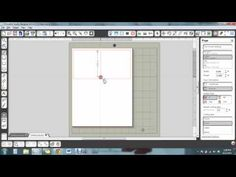 Creating A Basic Card Cut Out using the Silhouette Cameo- a video tutorial