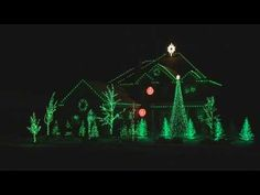 More Info at www.holdman.com    2007 was our 2nd year doing an animated display. We had around 50,000 lights and 180 channels of LOR. This display was located in Pleasant Grove, Utah but had to be moved to Lindon, Utah because of the HOA.    Music: Carol of the Bells by Monique Danielle