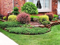 inexpensive landscaping ideas for front yard More