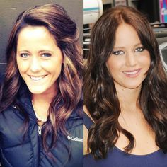 J-Law is such a good actress, we bet she could turn Jenelle's Teen Mom troubles into a tear-jerker.