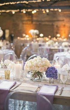 Wedding reception idea; Featured Photographer: Harwell Photography