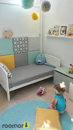 roomor!: Before and after kids room, kids space, girl room, kiddo, roomor project, room project,