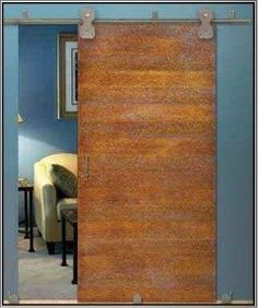 Rolling Barn Doors - choose your hardware http://www.cshardware.com/rolling-barn-door-hardware