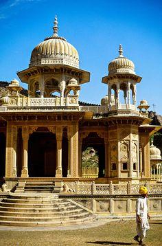 Gaitor - Jaipur, Rajasthan, India