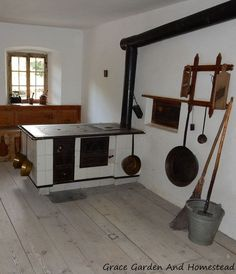 How well would your kitchen serve all your needs if modern conveniences were no longer available? Are you equipped with everything on this list?   Grace Garden And Homestead