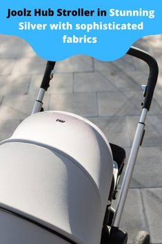 Joolz Stunning Silver Stroller is stunningly breathtaking with its sleek design and sophisticated fabrics does not come of nothing short. A Stroller you will love with a Lifetime Warranty. Urban Stroller, Baby Grows, Baby Strollers, Fabrics, Silver, Design, Baby Jumpsuit, Tejidos, Fabric