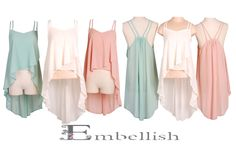 Php780 Aruba Blouse (Green, Cream and Old Rose)