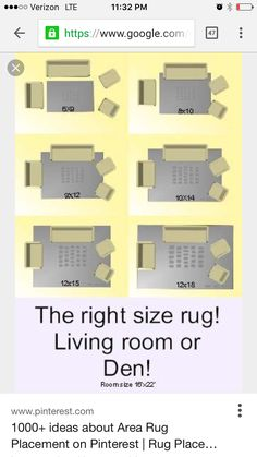 Decorating ideas area rug rules what size what colour - What size tv to get for living room ...
