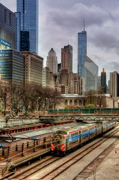 Chicago by Carlos D. Ramirez on 500px